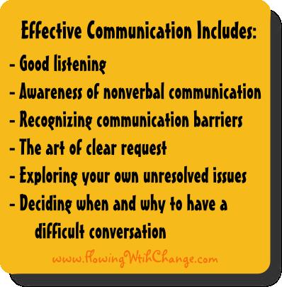 Im cognizant communicator